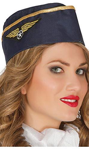 Guirca Chapeau Hôtesse de l'Air Femme