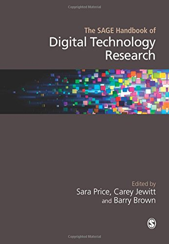 Price, S: SAGE Handbook of Digital Technology Research (Sage Handbooks)