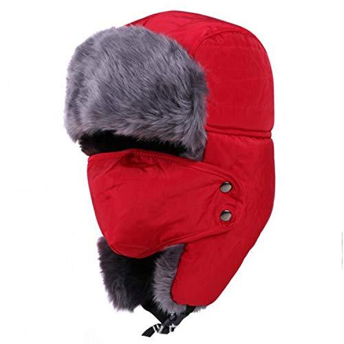 Aibrou Unisex Sombrero de Invierno