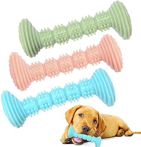 Hundespielzeug Kauspielzeug Hund Kauspielzeug Welpen Hundezahnbürste für Kleine Hunde Zahnpflege...