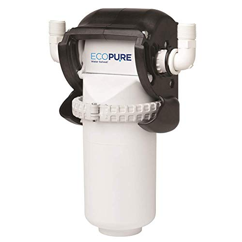 EcoPure EPWHEF Whole Home Replacement Filter, Transparent/White