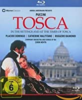 Puccini: Tosca (in the Settings & at the Times O [Blu-ray] [Import]