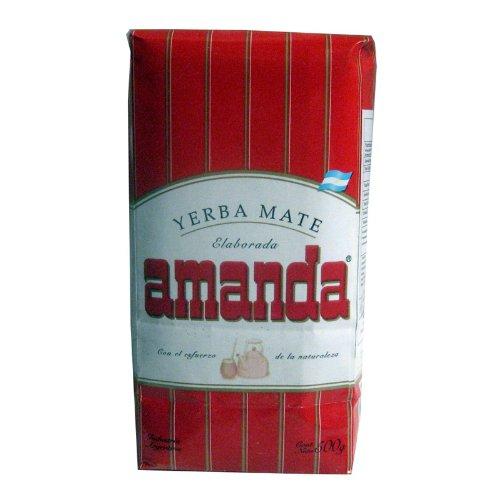 *YERBA MATE-500GR/17.6 Oz BAG-VARIETY FLAVORS AND BRANDS-VARIEDAD DE MARCAS* (Amanda) by Amanda