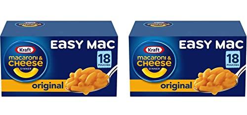 Easy Mac Original Macaroni & Cheese Microwavable Dinner (36 Count)