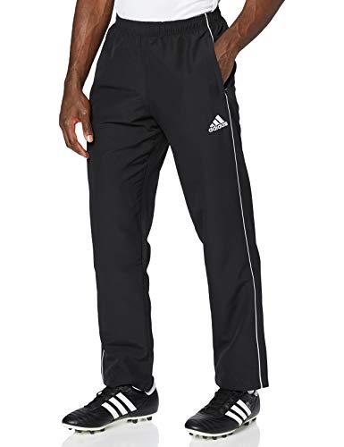 Adidas CORE18 PRE PNT Sport trousers, Hombre, Black/ White, L