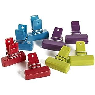 Customer reviews Food Storage Bag Clips Freezer Bag Sealing Clips (16)