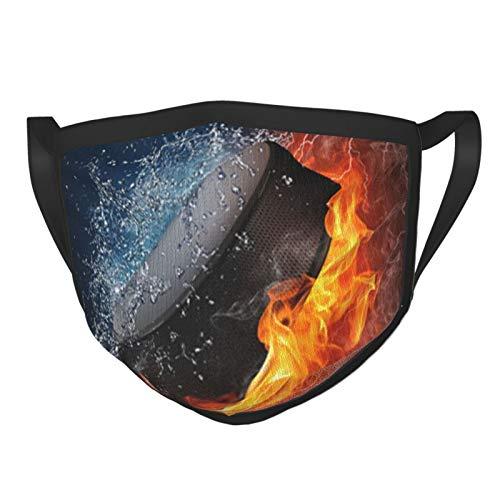Reusable Face-mask Ice Hockey Fire Windproof Dust Mask Adjustment Breathable Cute Fashiona Novel Sport for Men Women