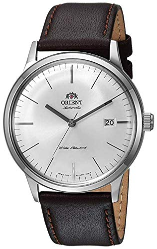 Orient Men's 2nd Gen. Bambino Ver. 3 Stainless Steel...