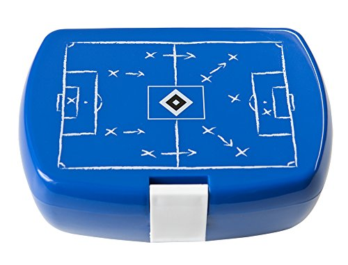 Brotdose mit Einsatz HSV Hamburg
