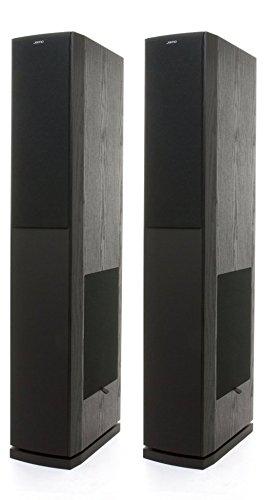 Jamo S 626 Standlautsprecher, Farbe: schwarz, Paar