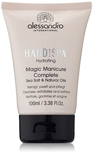 alessandro Hands Spa Hydrating Magic Manicure Complete, 1er Pack (1 x 100 ml)