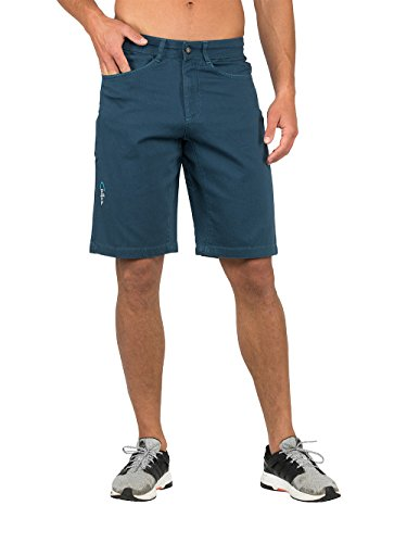 Chillaz Herren Elias Shorts, Dark Blue, L