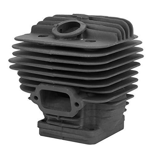 Kit de pistón de cilindro de motosierra de 56mm/2,2 pulgadas Kit de válvula de liberación de compresión de pistón de cilindro de alta precisión para motosierra de gasolina Stihl 660
