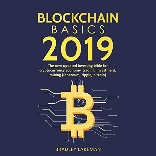 Blockchain Basics 2019 audiobook cover art
