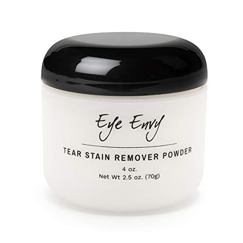 Eye Envy - Tear Stain Remover Powder- for Dogs and Cats, 4oz - Safe and Natural by Eye Envy