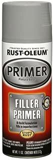 Rust-Oleum 249279 Automotive Filler Primer Spray Paint, 11 oz, Gray