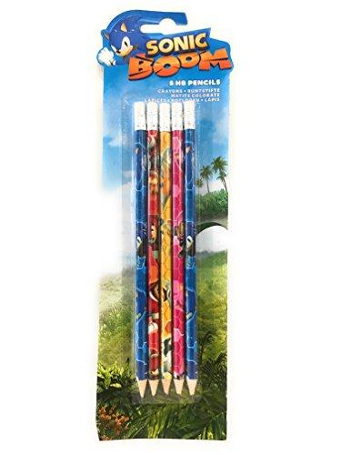 PMS Sonic Boom 5PCE matite blister,