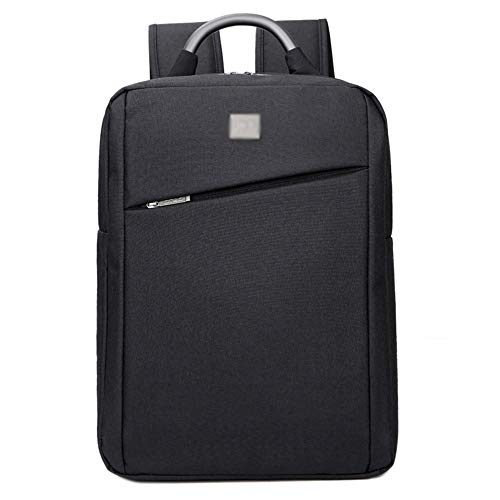 TEYUN Shockproof Large Capacity Backpack With USB Charging (Color : Black, Size : 15inch)