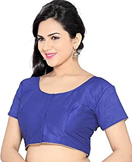 Royal Blue UNIQUE Fashion Boho Kuchi Tribal Belly Dance Dancing Bollywood Top
