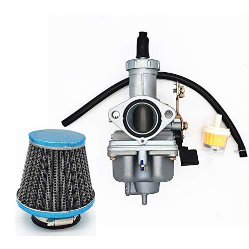 tianfeng Carburetor /& Air Filter For Honda Sportrax 250 TRX250EX 2x4 Recon 250 TRX250 2x4 TRX250 X 2x4