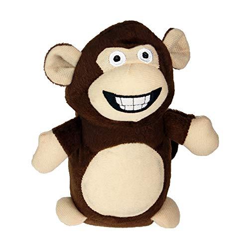 Monsterzeug Sprechender AFFE, Nachsprechendes Plüschtier, Plüsch Schimpanse, Spielzeug, Talking Monkey Plushtoy