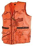 Treeland Gilet de Chasse Orange camouflé T251N (L)