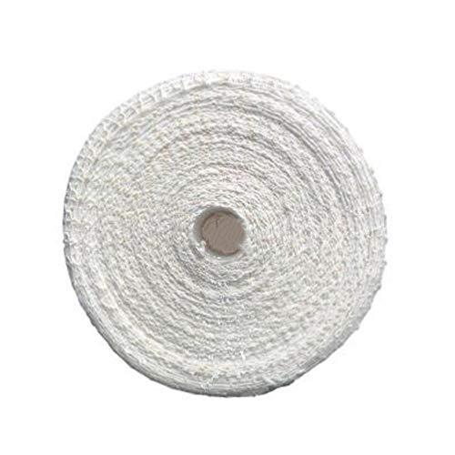 Cabilock 2 Stück Bratnetz Fleisch Netz Roll Metzger Garn Netz Fleischnetz Brötchen Netz Rauchnetz für Kochwerkzeug Weiß