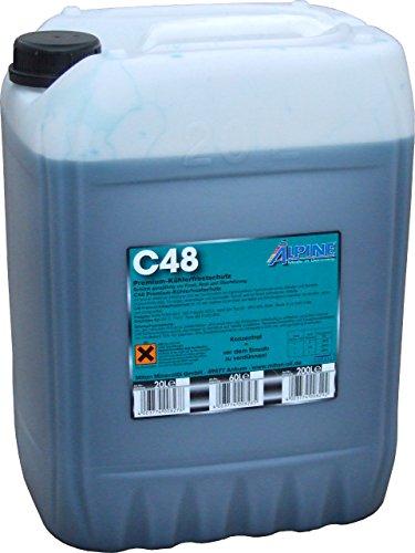 Alpine C48 Premium Kühlerfrostschutz 20 Liter