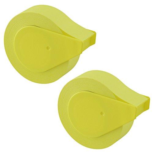 ヤマト テープノフセン 2個入 TF-15-LE2 レモン