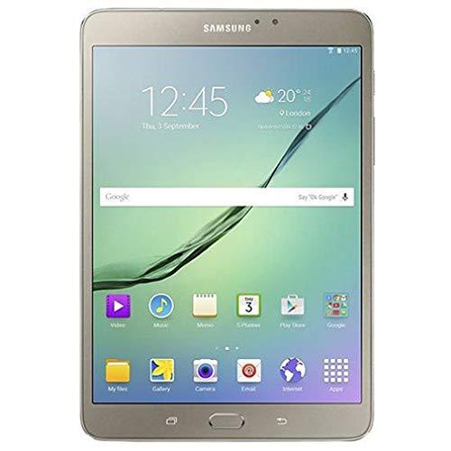'Samsung sm-t719nzdeitv Galaxy Tab S2Tablet, Display-8.0, 1.8GHz Prozessor, 3GB RAM, HDD 32GB, Gold
