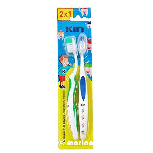 KIN Cepillo Infantil Pack 2X1 550 g