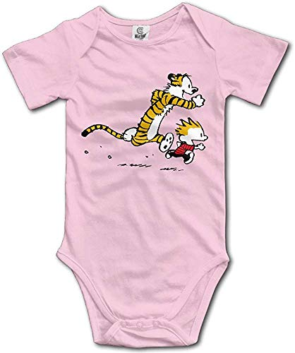FGRFQ Baby's Bodysuit Romper Jumpsuit Baby Clothes Outfits Calvin and Hobbes