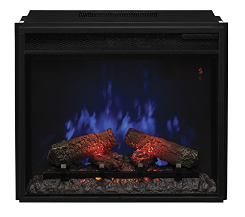 Classic Flame Electric Fireplace Insert, 23-Inch