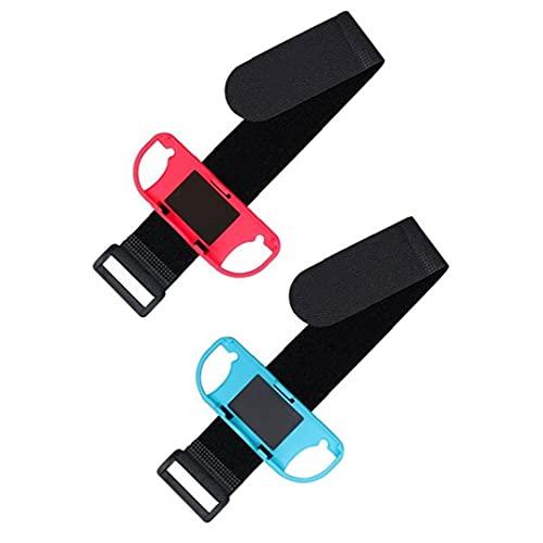 Juego de pulsera Controlador Correas de baile compatible con Nintendo Switch Switch Dance Game Strap Strap 1pair