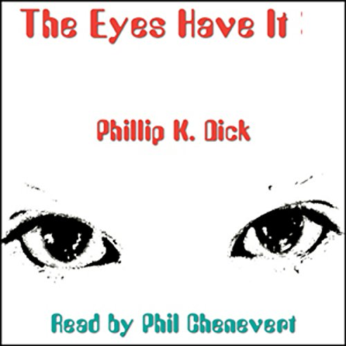 The Eyes Have It cover art