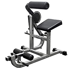 Valor Fitness DE-5 Plate Loaded Ab