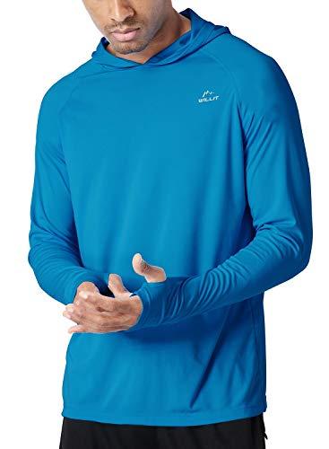 Camisa de protección solar UPF 50+ Willit para hombre