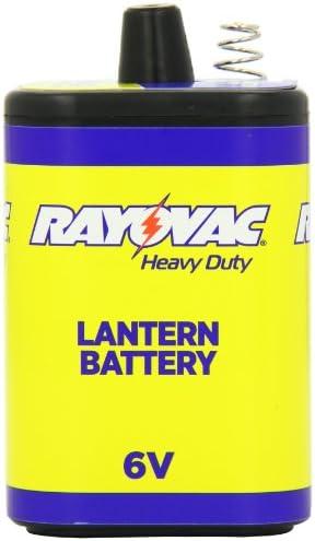 Top 10 Best 6 volt flashlight battery Reviews