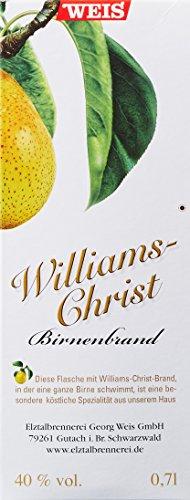 Weis Williams-Christ-Birnenbrand mit eingewachsener Birne (1 x 0.7 l) - 5
