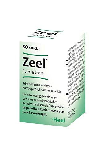 Zeel Tabletten-50 Stück (50 ST)