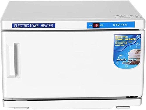 Generador de ozono Esterilizador Calentador de Toallas Gabinete esterilizador UV Esterilizador 16L Gabinete desinfectante Toalla Cara Toalla Caliente para Comprar Barbero