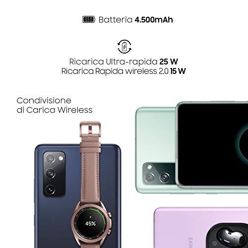 Samsung Smartphone Galaxy S20 FE, Display 6.5