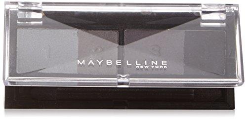 Maybelline Ombre à paupières Eye Studio Quad 32 Smoky Black