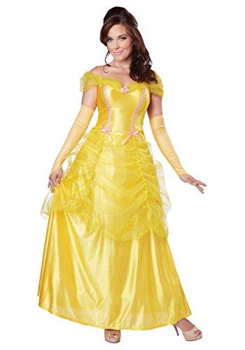California Costume - CS929639/Xl - Costume belle princesse taille xl