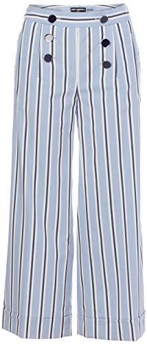Karl Lagerfeld Paris Damen Culotte Sailor Pant Hose, Business/Leger, Heritage Blue, 44