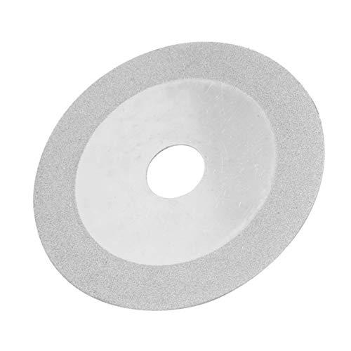 XIANGSHAN Diamante de Corte del Disco de Corte de la Rueda for el Vidrio de Cristal de la Cera de Abejas Rotary Cutting Tools (Color : 125x20x1.0)