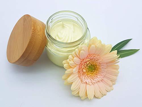 Peelingmousse Vanille, vegan, ohne Palmöl, ohne Plastik, handgemachtes Peeling von kleine Auszeit Manufaktur