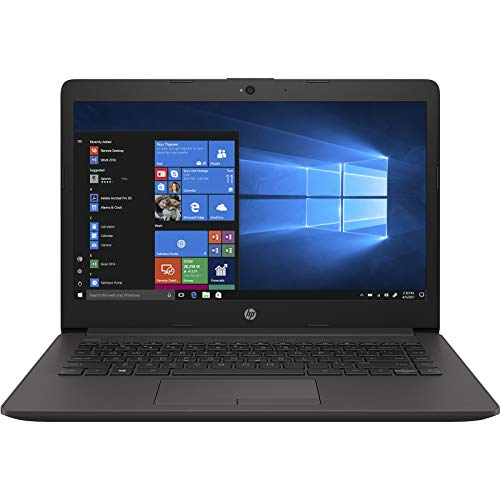 HP Notebook PC 245 G7 14-inch Laptop (R5-2500U/8GB/1TB HDD/Windows 10 Pro/AMD Radeon Vega Graphics), Dark Ash Silver