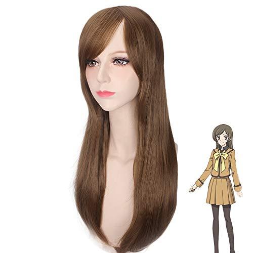 Kamisama Love Kiss Momozono Nanami peluca de mujer disfraz de Cosplay Kamisama Hajimemashita pelucas de fiesta de pelo sinttico resistente al calor