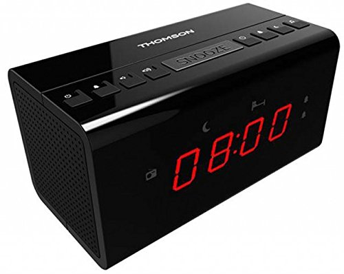 Thomson, Radio Clock (Black)